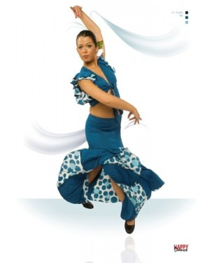 Jupe flamenco réf 135 à personnaliser