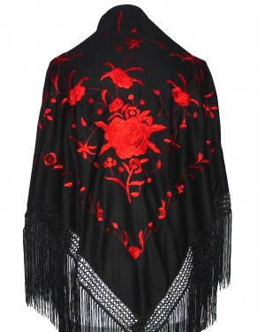 Châle Flamenco réf 130B