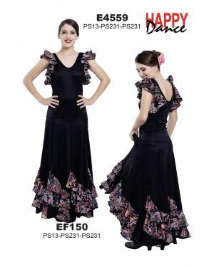 Jupe flamenco réf EF150 à personnaliser
