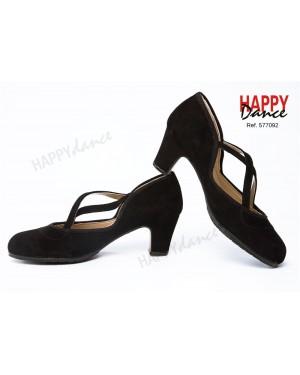 Chaussures flamenco SEMI-PRO réf 577092 A-P DISPO FLASH