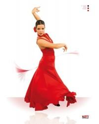 Jupe flamenco réf EF065 à personnaliser