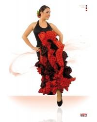 Jupe flamenco réf EF085 à personnaliser