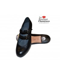 Chaussures flamenco PRO TABLAO-C DISPO/FLASH