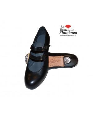 Chaussures flamenco PRO TABLAO-C DISPO/FLASH