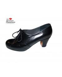 Chaussures flamenco PRO FANDANGO CUIR