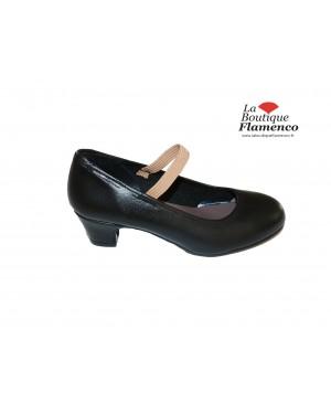 Chaussures flamenco initiation BASIC/FLASH réf OSUNA 85