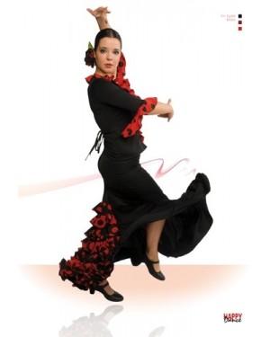 Jupe flamenco réf EF072 à personnaliser