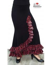 Jupe flamenco Pasion