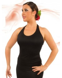 Top flamenco réf E4549