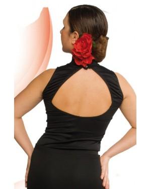 Top flamenco réf E4556 à personnaliser