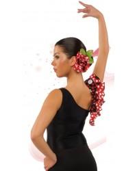 Body flamenco réf E3915 à personnaliser