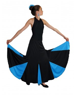 Jupe flamenco réf Azulon