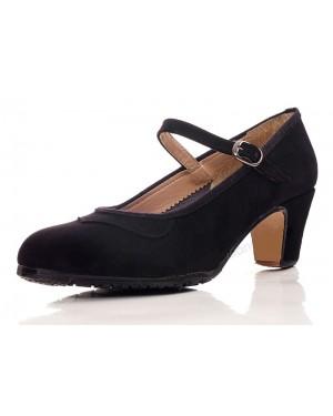 Chaussures flamenco SEMI-PRO réf 577059 A-P DISPO/FLASH