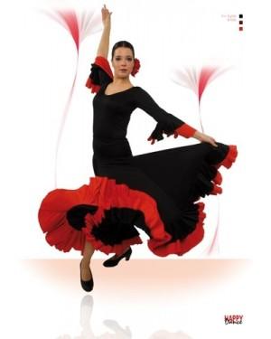 Jupe flamenco réf EF092 à personnaliser
