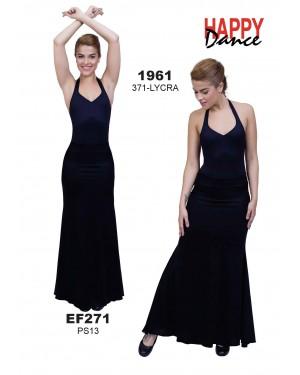 Jupe flamenco réf EF271PS à personnaliser