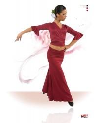 Jupe flamenco réf EF118 à personnaliser
