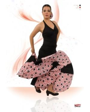 Jupe flamenco réf 145 à personnaliser