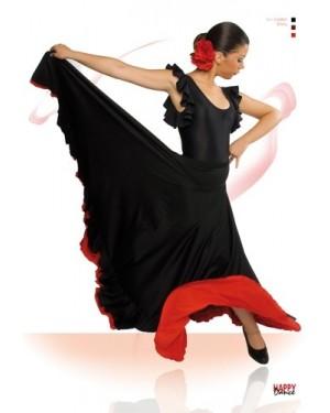Jupe flamenco réf EF014 à personnaliser