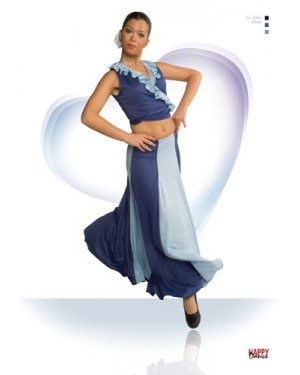 Jupe flamenco réf EF027 à personnaliser