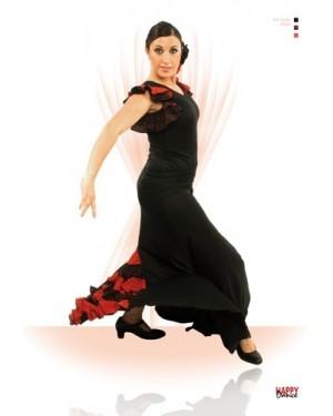Jupe flamenco réf EF071 à personnaliser