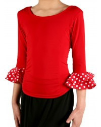 Top flamenco Talavan 3474