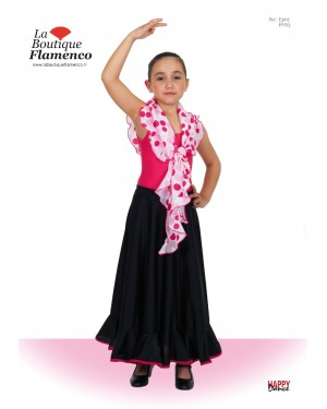 Jupe flamenco réf Nina