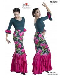 Jupe flamenco réf EF224