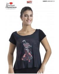 T-shirt 2462SU UNI-FL13