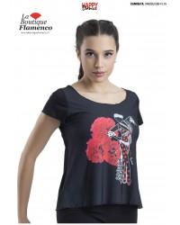 T-shirt 2462SU UNI-FL15