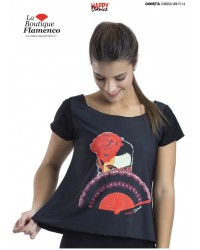 T-shirt 2462SU UNI-FL14