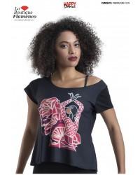 T-shirt 2462SU UNI-FL19