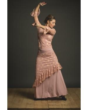 Jupe flamenco Reina réf 3915
