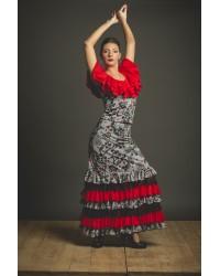 Jupe flamenco Lozoya réf 3896