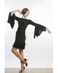 Jupe danses latines /salon Cubano réf 3580