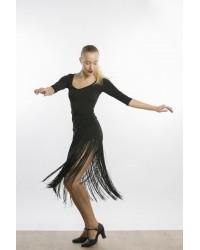 Jupe danses latines /salon Calvi réf 3770