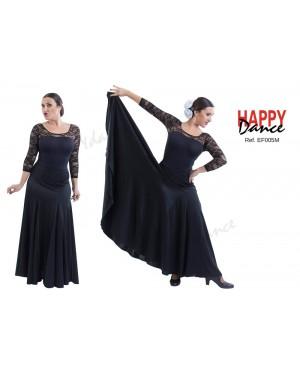 Jupe flamenco réf EF005M