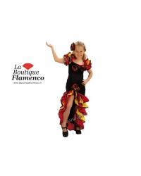 Déguisement Danseuse Espagnole/Samba réf D100270