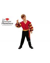 Déguisement danseur Espagnol et/ou samba