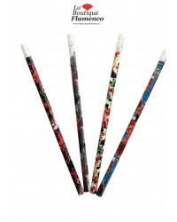 Lot 4 crayons à papier 6246