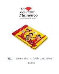 Carnet de note flamenquitos réf 8621