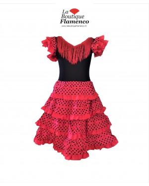 Déguisement Danseuse Espagnole/Sévillane réf Chiquita