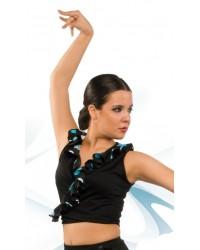 Cache-coeur flamenco réf E3914 à personnaliser
