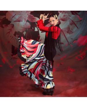 Jupe flamenco A-Compas