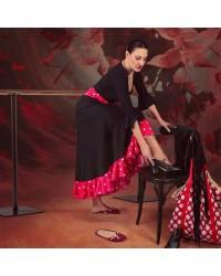 Jupe flamenco Vega Marengo