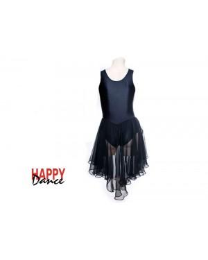 Tunique ballet danse seconde main noir