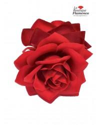 Moyenne fleur à pince flamenco danses Espagnole