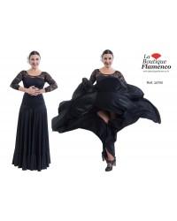 Jupe flamenco réf 147M