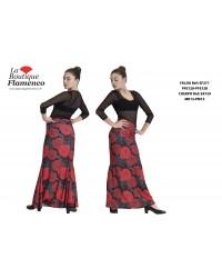 Jupe flamenco réf EF271PFE