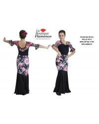 Jupe flamenco réf EF252PFE