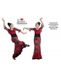 Jupe flamenco réf EF393PFE